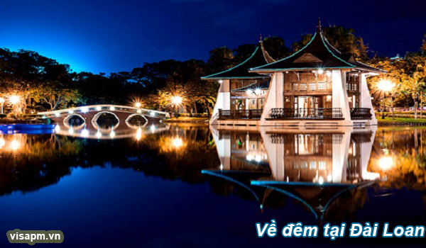 Làm visa đi Đài Loan nhanh chóng