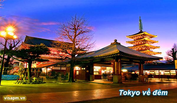 Chi phí làm visa đi Nhật
